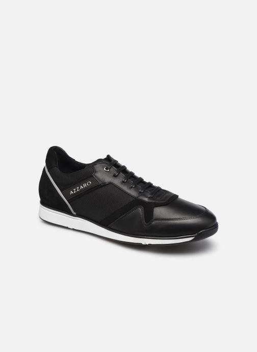 Sneaker Azzaro POUTRE schwarz detaillierte ansicht/modell