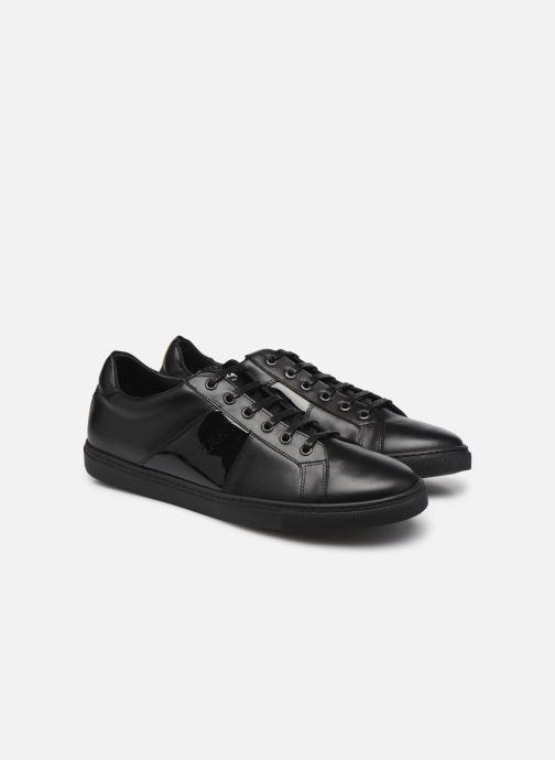 Sneaker Azzaro LYAM 8 schwarz 3 von 4 ansichten