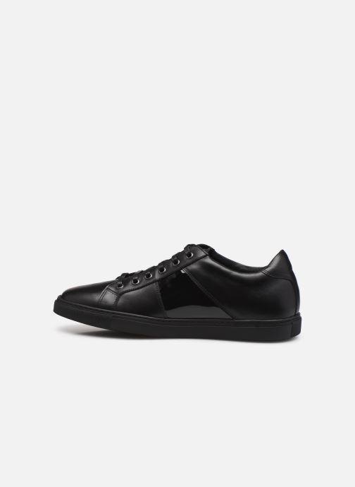 Sneaker Azzaro LYAM 8 schwarz ansicht von vorne