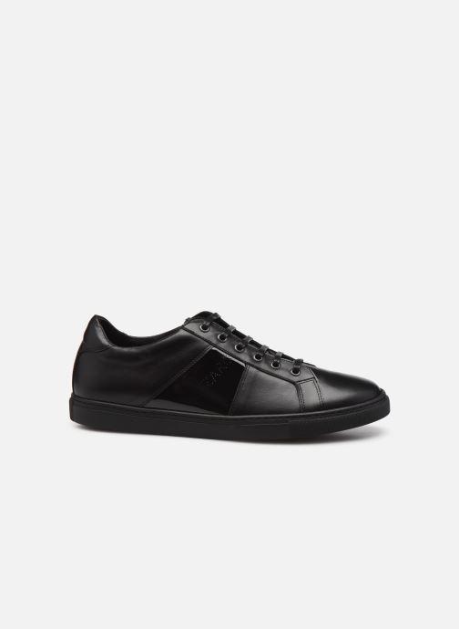 Sneaker Azzaro LYAM 8 schwarz ansicht von hinten