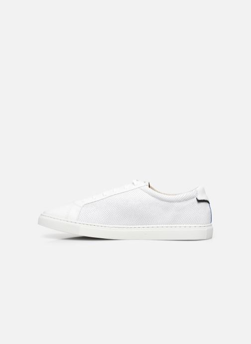 Sneaker Kost WALTON 65 A weiß ansicht von vorne