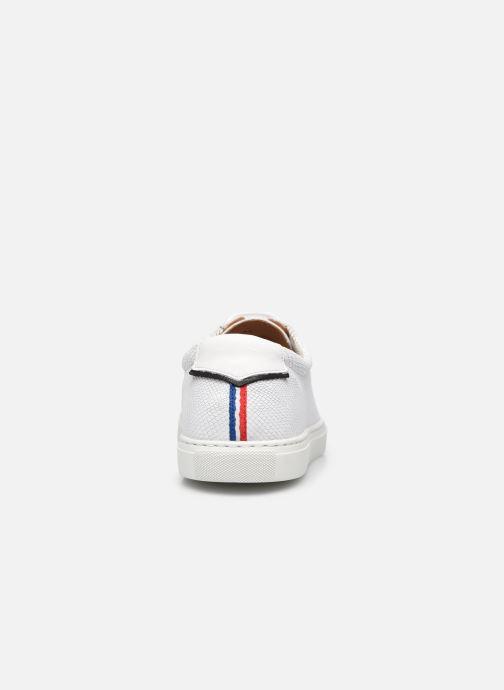 Sneaker Kost WALTON 65 A weiß ansicht von rechts