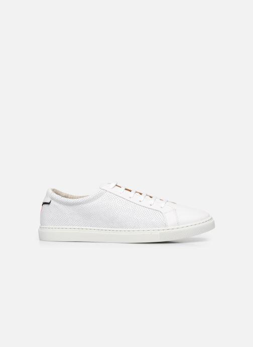 Sneaker Kost WALTON 65 A weiß ansicht von hinten