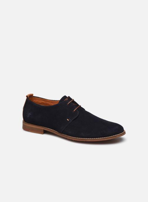 Zapatos con cordones Kost ERWIN 5 Azul vista de detalle / par