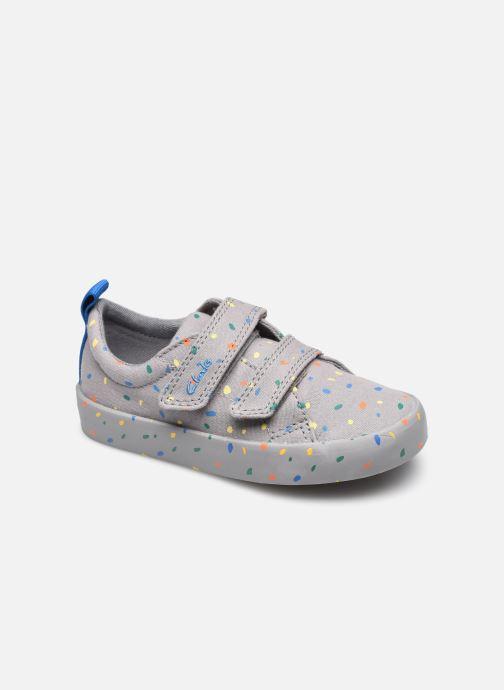 Sneakers Bambino Foxing Print T