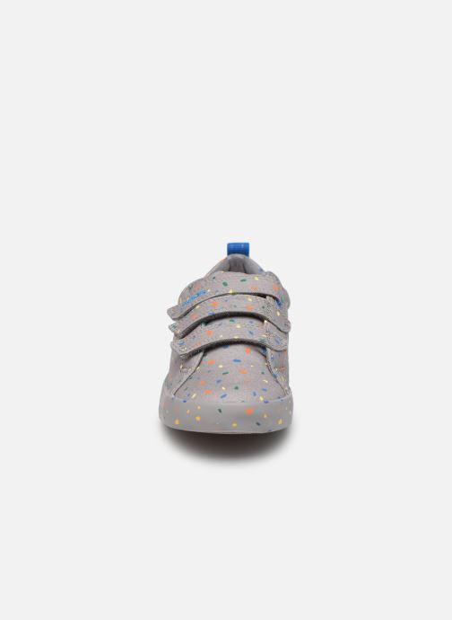 Sneakers Clarks Foxing Print K Grijs model