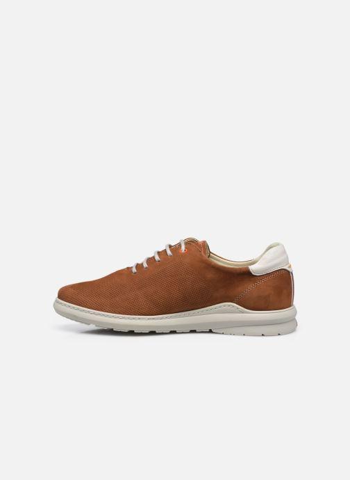 Sneakers Fluchos Jack F1158 Bruin voorkant