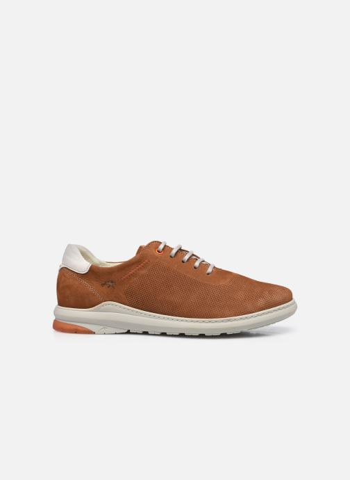 Sneakers Fluchos Jack F1158 Bruin achterkant