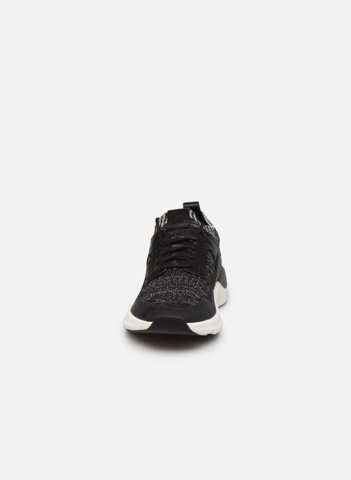 Sneaker Fluchos Atom F0872 schwarz schuhe getragen