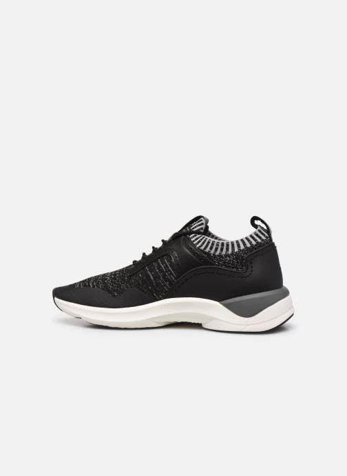 Sneaker Fluchos Atom F0872 schwarz ansicht von vorne