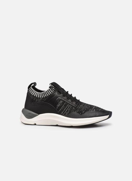 Sneaker Fluchos Atom F0872 schwarz ansicht von hinten