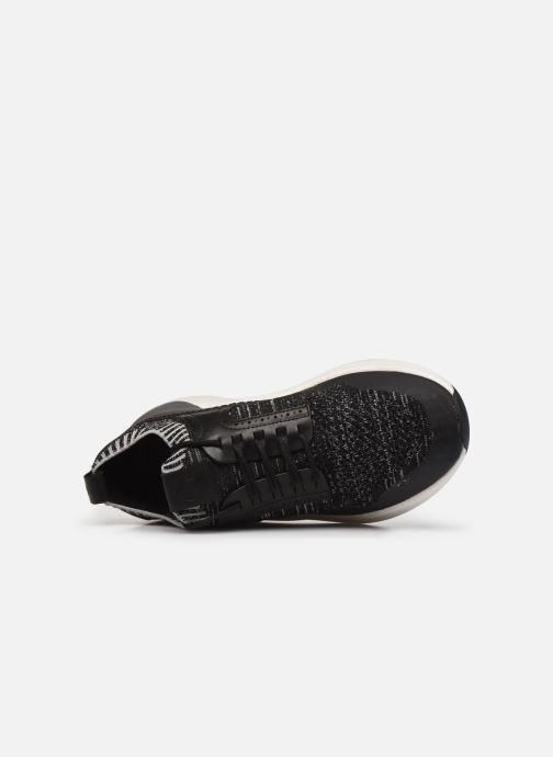 Sneaker Fluchos Atom F0872 schwarz ansicht von links