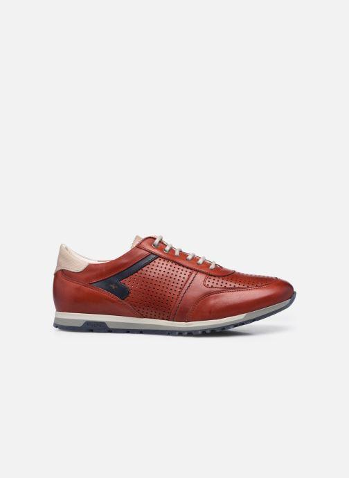 Sneakers Fluchos Sander F1188 Bruin achterkant