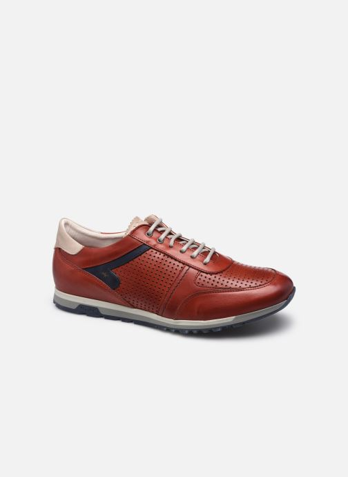 Sneakers Fluchos Sander F1188 Bruin detail