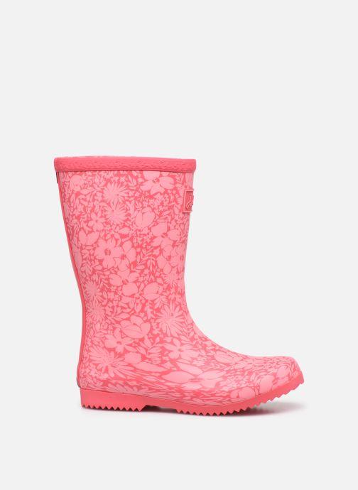 Stiefel Tom Joule Jnr Roll Up Welly rosa ansicht von hinten