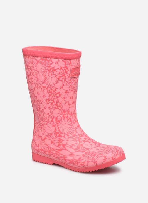 Stiefel Tom Joule Jnr Roll Up Welly rosa detaillierte ansicht/modell
