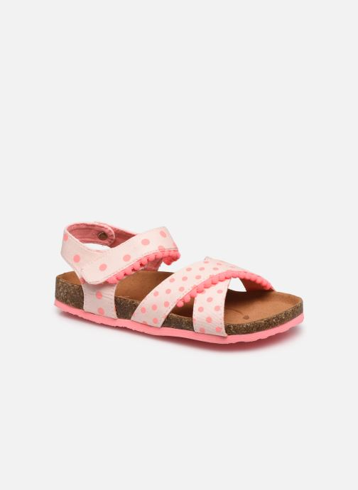 Sandalen Tom Joule Tessie rosa detaillierte ansicht/modell