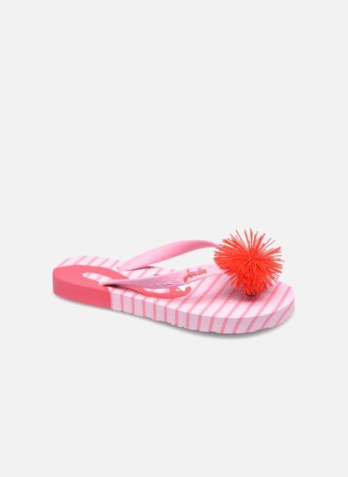 Zehensandalen Tom Joule Jnr Flip Flop rosa detaillierte ansicht/modell