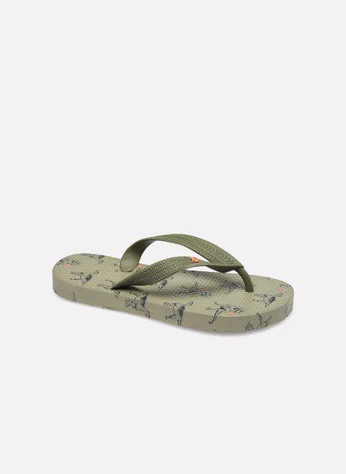 Slippers Tom Joule Jnr Flip Flop Groen detail