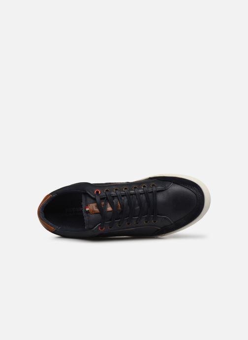 Sneaker Redskins Acacia braun ansicht von links