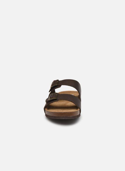 Sandalen Redskins Californie braun schuhe getragen