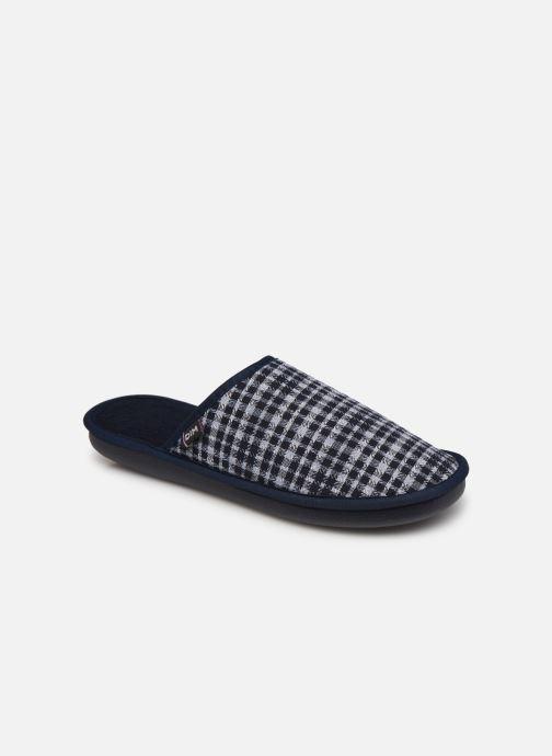 Pantofole Dim D Cano - Made In France - Azzurro vedi dettaglio/paio
