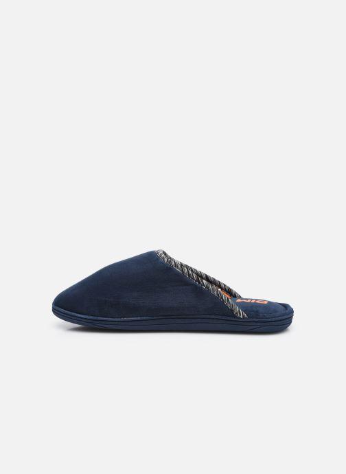 Pantofole Dim D Lubou C Azzurro immagine frontale