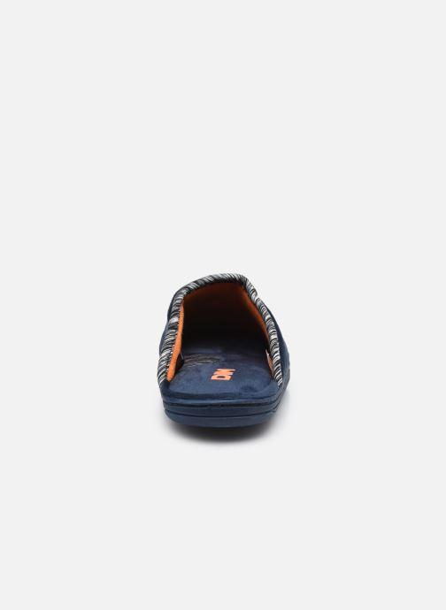 Pantofole Dim D Lubou C Azzurro immagine destra