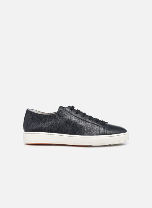 Sneakers Santoni CLEANIC 1 Azzurro immagine posteriore
