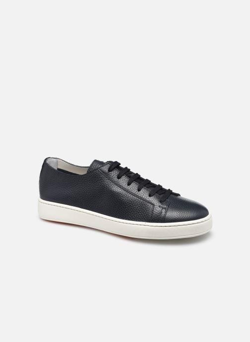 Sneakers Santoni CLEANIC 1 Azzurro vedi dettaglio/paio