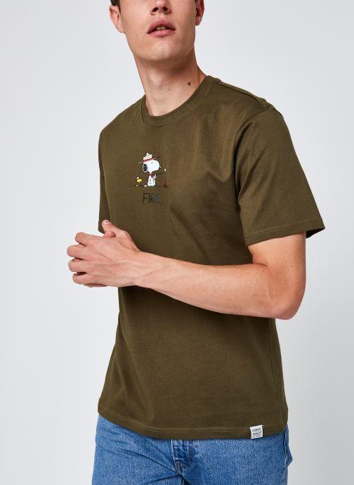 Abbigliamento Accessori Peanuts Element -Coton organic -