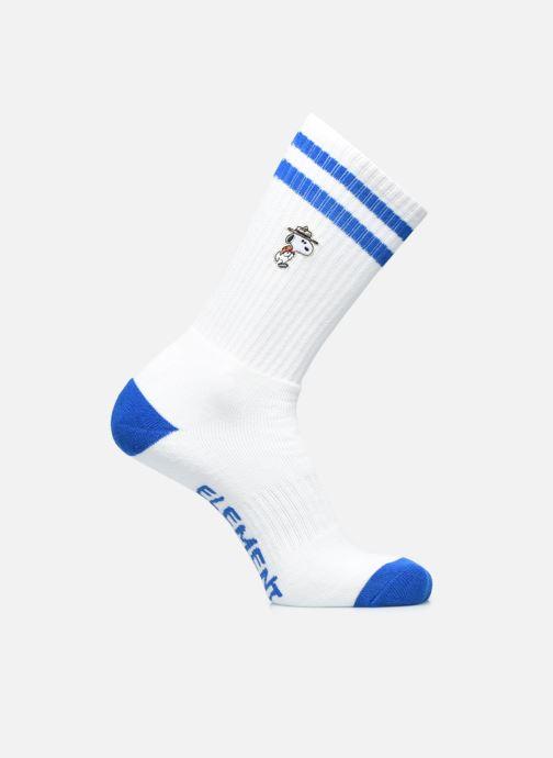 Chaussettes et collants Element Peanuts Socks Blanc vue détail/paire