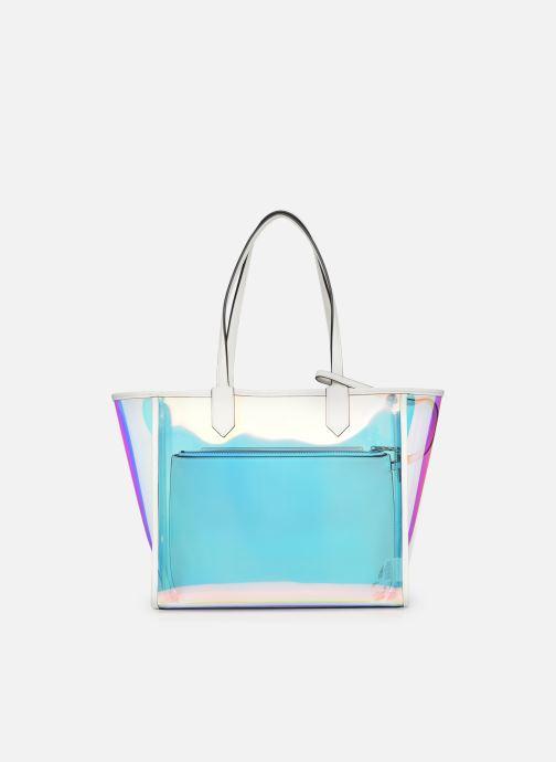 Borse Karl Lagerfeld K/Journey Hologram Tote Argento immagine frontale