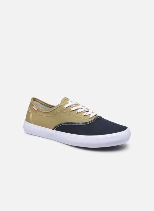 Sneakers Element Passiph - Coton bio / Semelle recyclée - Beige vedi dettaglio/paio
