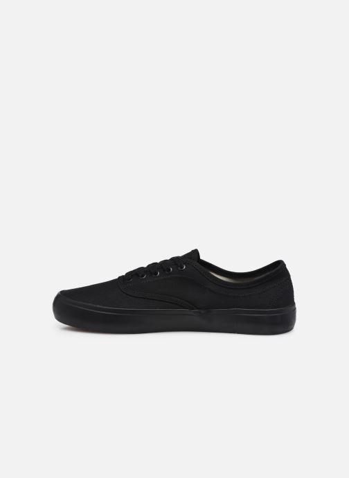 Sneaker Element Passiph - Coton bio / Semelle recyclée - schwarz ansicht von vorne