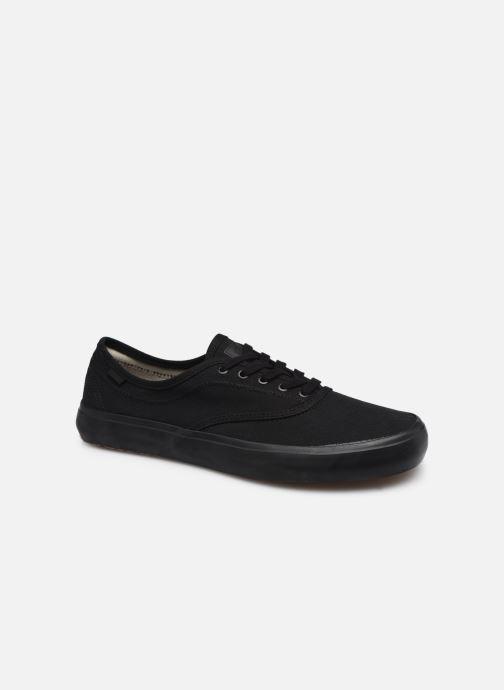 Sneaker Element Passiph - Coton bio / Semelle recyclée - schwarz detaillierte ansicht/modell