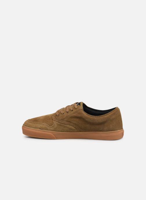 Sneaker Element Topaz C3 - Coton bio / Semelle recyclée - braun ansicht von vorne