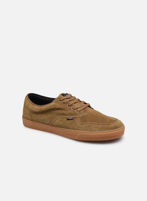 Sneaker Element Topaz C3 - Coton bio / Semelle recyclée - braun detaillierte ansicht/modell