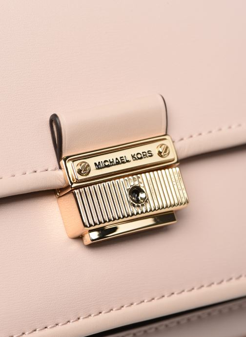 Borse Michael Michael Kors BRADSHAW MD MSGR Rosa immagine sinistra