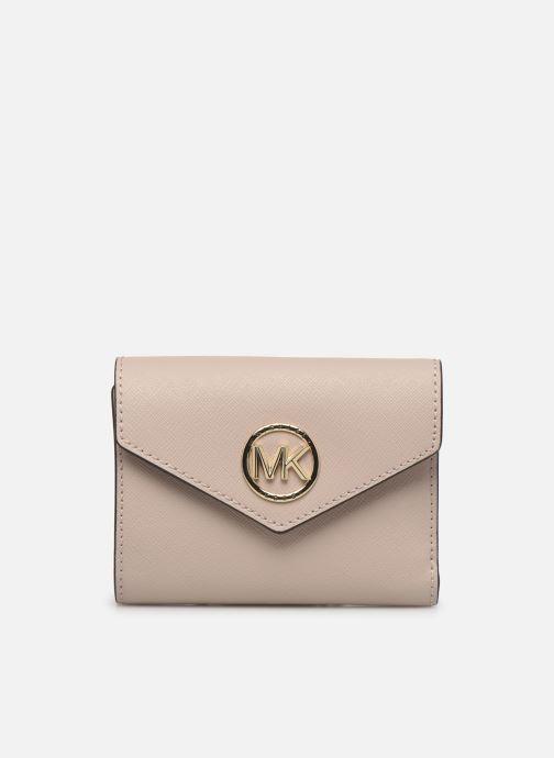 Portemonnaies & Clutches Michael Michael Kors CARMEN MD ENV TRIFOLD rosa detaillierte ansicht/modell