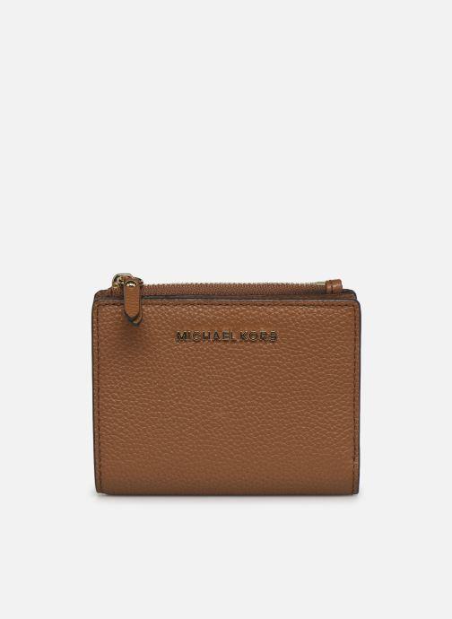 Portemonnaies & Clutches Michael Michael Kors JET SET MD SNAP BILLFOLD braun detaillierte ansicht/modell