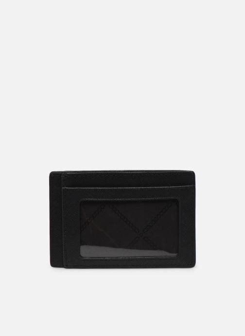 Pelletteria Michael Michael Kors JET SET CHARM SM ID CARD CASE Nero immagine frontale