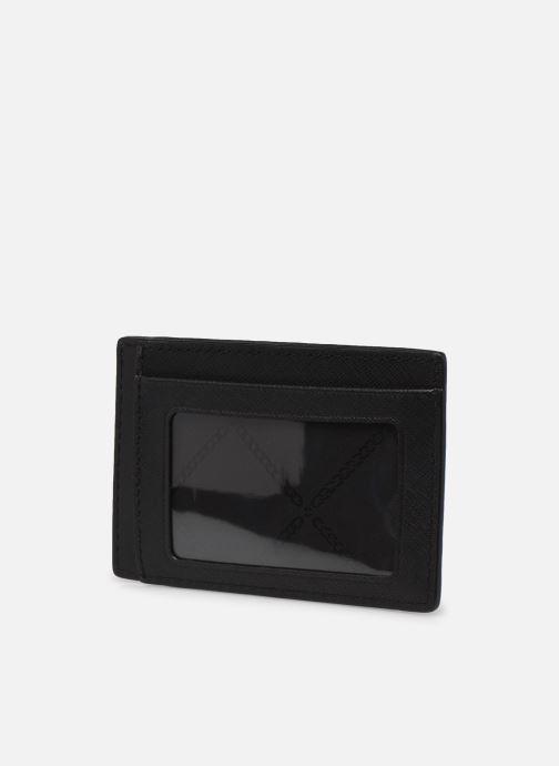 Pelletteria Michael Michael Kors JET SET CHARM SM ID CARD CASE Nero immagine destra