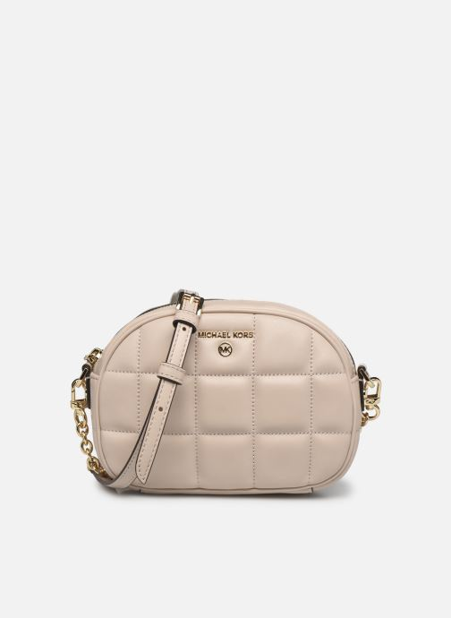 Handtaschen Michael Michael Kors JET SET CHARM SM OVAL CMRA XBODY rosa detaillierte ansicht/modell