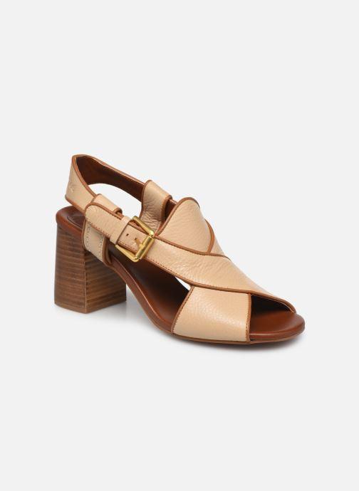Sandalen Damen Hella High Sandals