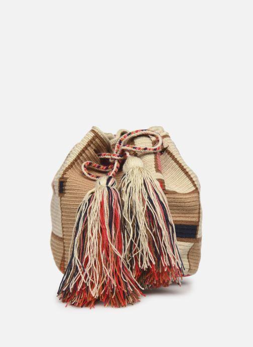 Handtaschen Guanabana Medium Buckect bag Goliath beige detaillierte ansicht/modell