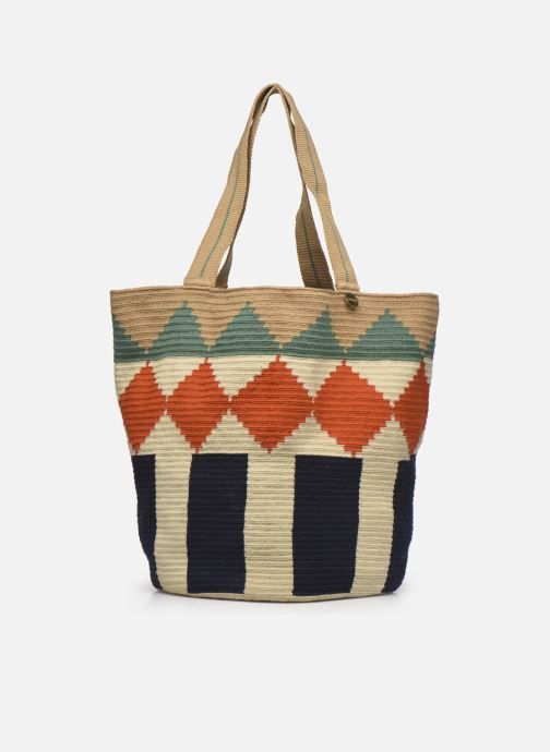 Handtaschen Guanabana Tote bag Murrel beige detaillierte ansicht/modell