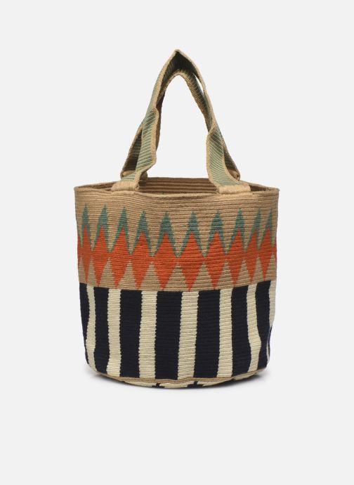 Handtaschen Guanabana Noa Bag Murrel beige ansicht von vorne