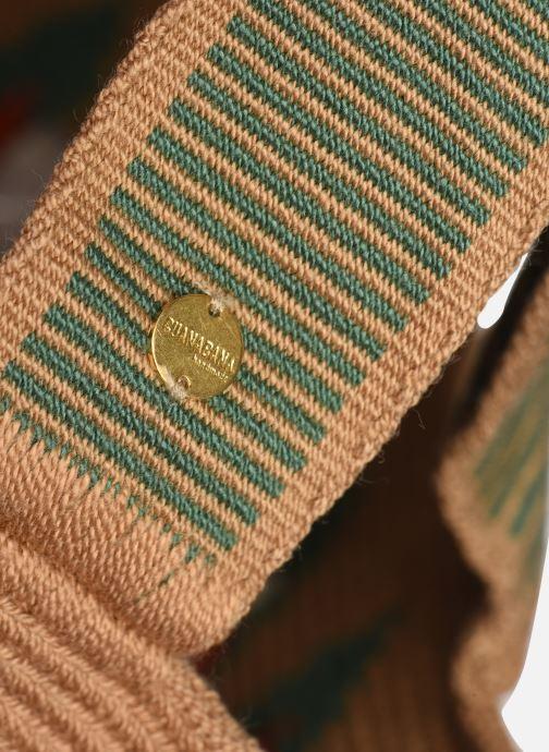 Handtaschen Guanabana Noa Bag Murrel beige ansicht von links