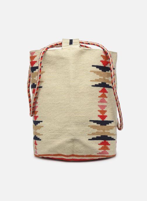 Handtaschen Guanabana Nina Bag Scallare beige ansicht von vorne